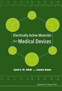 New Book – Electrically Active Materials for Medical Devices